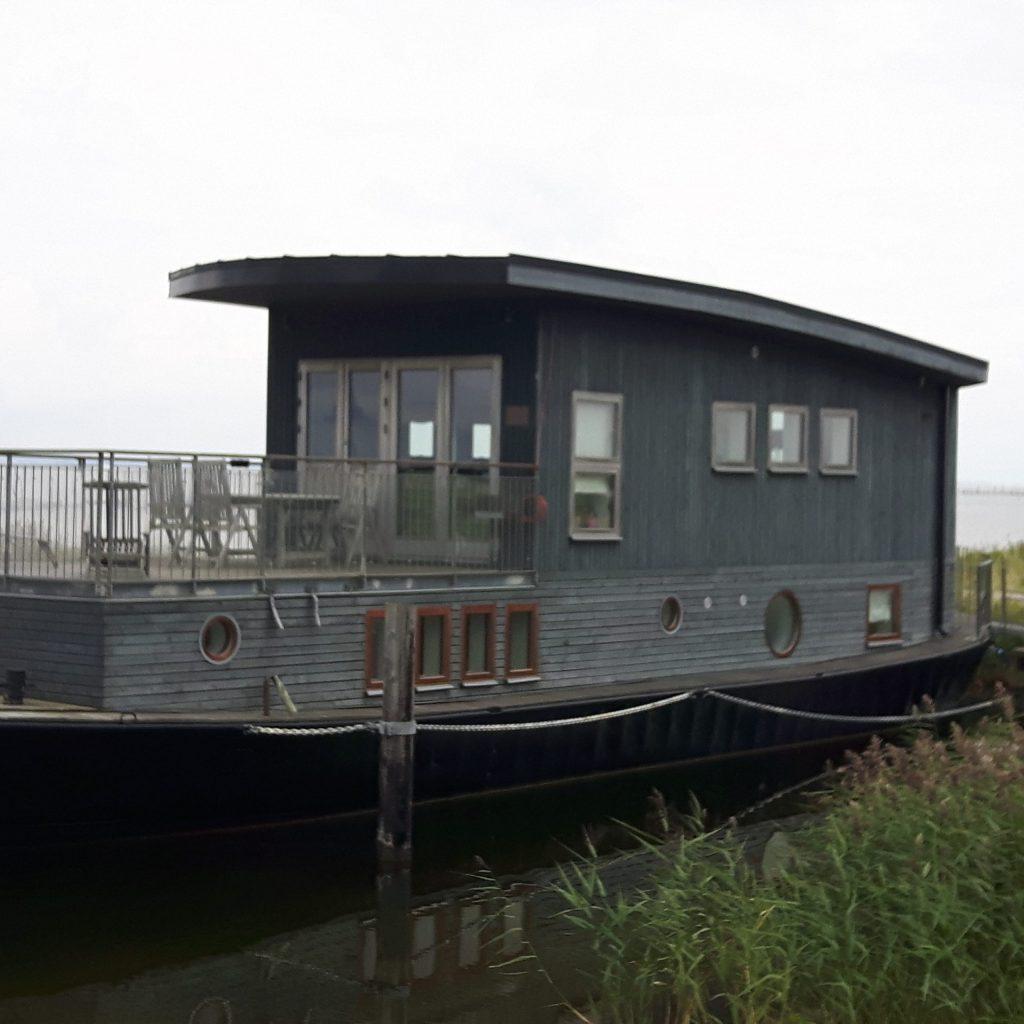 Hausboot Dänemark Hvide Sande
